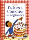 Image for Usborne cakes & cookies for beginners