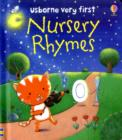 Image for Usborne very first nursery rhymes
