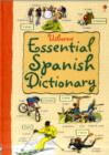 Image for Essential Spanish Dictionary