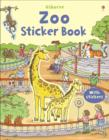 Image for First Sticker Book Zoo