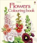 Image for Flowers Colouring Book