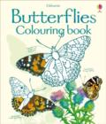 Image for Butterflies Colouring Book