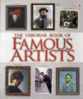 Image for The Usborne book of famous artists