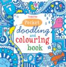 Image for Blue Pocket Doodling & Colouring Book