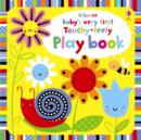 Image for Usborne baby's very first touchy-feely play book