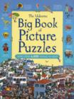 Image for The Usborne big book of picture puzzles