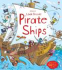 Image for Usborne look inside a pirate ship