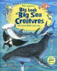 Image for The Usborne big book of big sea creatures