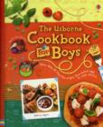 Image for The Usborne cookbook for boys