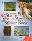 Image for Story of Art Sticker Book