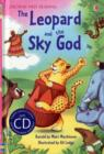 Image for The leopard and the sky god