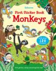 Image for First Sticker Book Monkeys