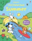 Image for First Sticker Book : Summer