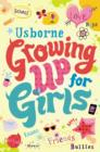 Image for Growing up for girls