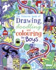 Image for Drawing, Doodling and Colouring for Boys