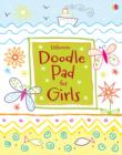 Image for Usborne Doodle Pad for Girls