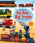 Image for The Usborne big book of big trains