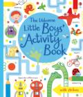 Image for Little Boys' Activity Book