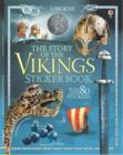 Image for Story of the Vikings Sticker Book
