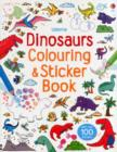 Image for Dinosaurs Colouring and Sticker Book