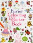 Image for Fairies Colouring and Sticker Book