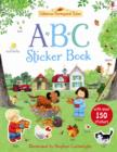 Image for Farmyard Tales Sticker Book ABC