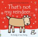 Image for That's not my reindeer ...