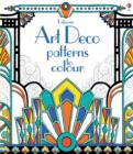 Image for Art Deco Patterns to Colour