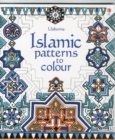 Image for Islamic Patterns to Colour