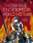 Image for The Usborne encyclopedia of world history