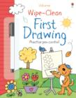 Image for Wipe-Clean First Drawing