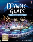 Image for The Olympic Games Sticker Book