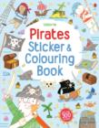 Image for Pirates Sticker and Colouring Book