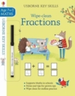 Image for Wipe-clean Fractions 7-8