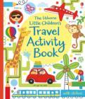 Image for Little Children's Travel Activity Book
