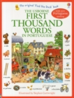 Image for The Usborne first thousand words in Portuguese