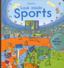 Image for Usborne look inside sports
