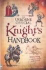 Image for The Usborne official knight's handbook