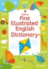 Image for Usborne first illustrated English dictionary