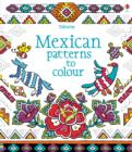 Image for Mexican Patterns to Colour