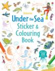 Image for Under the Sea Sticker and Colouring Book