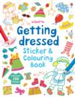 Image for Getting Dressed Sticker and Colouring Book