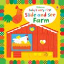Image for Usbonre baby's very first slide and see farm