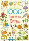 Image for 1000 things to draw