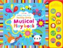 Image for Baby's very first touchy-feely musical play book