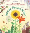 Image for How do flowers grow?  : with lots of flaps to lift