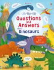 Image for Questions and answers about dinosaurs