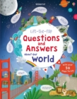 Image for Usborne lift-the-flap questions and answers about our world