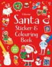 Image for Santa Sticker and Colouring Book