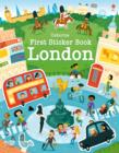 Image for First Sticker Book London